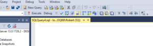 SQL Server Management Studio Dark Theme Light